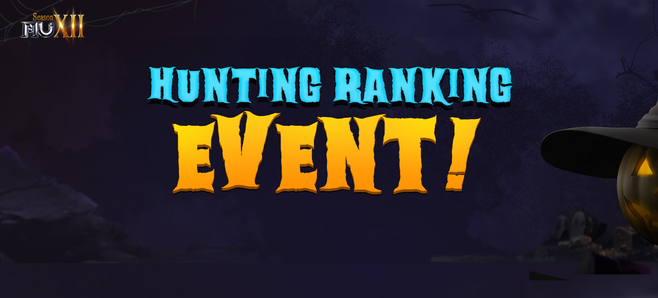 Hunting Ranking Event!