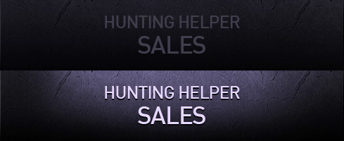 Hunting HELPER Special