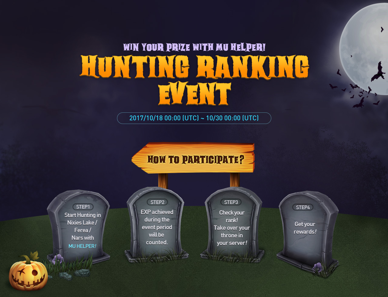 Hunting Ranking Event