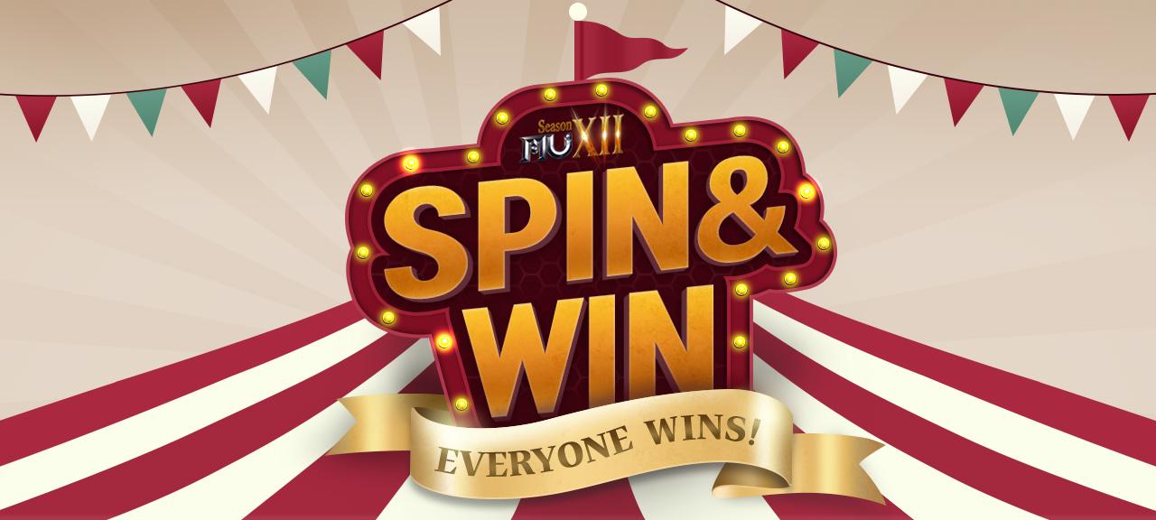SPIN & WIN Festival