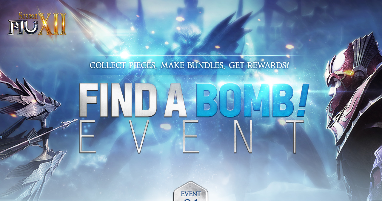 Find a BOMB! Event
