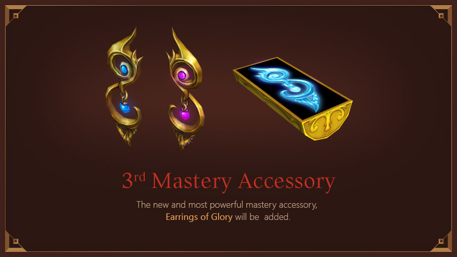 3rd Mastery Accessory