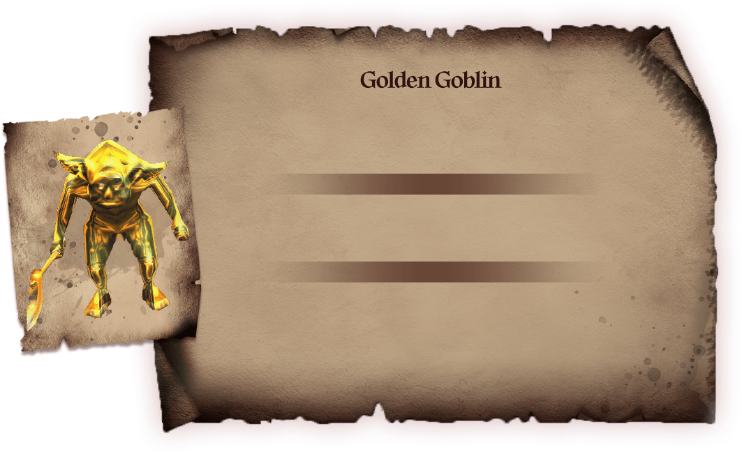 Golden Goblin