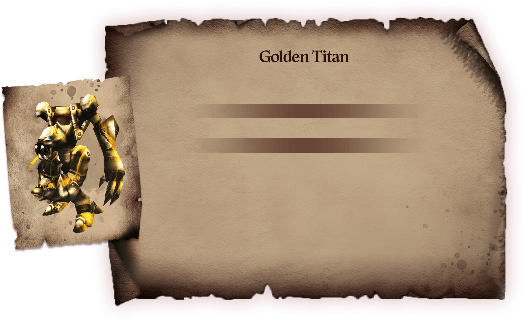 Golden Titan