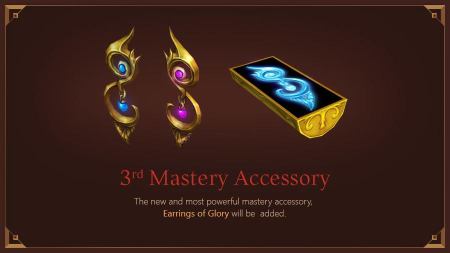 3rd Mastery Accessory