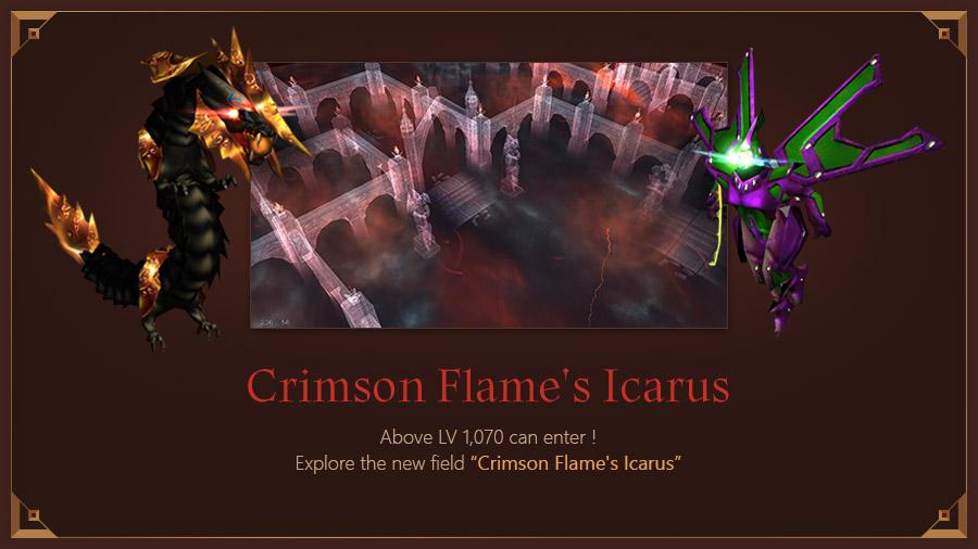 Crimson Flame's Icarus