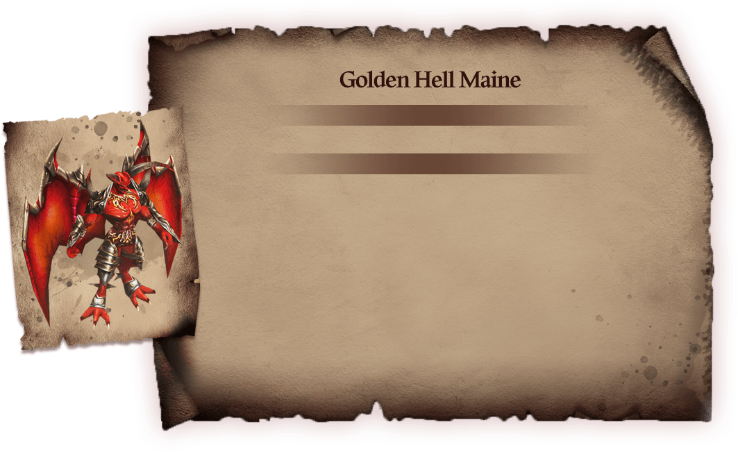 Golden Hell Maine