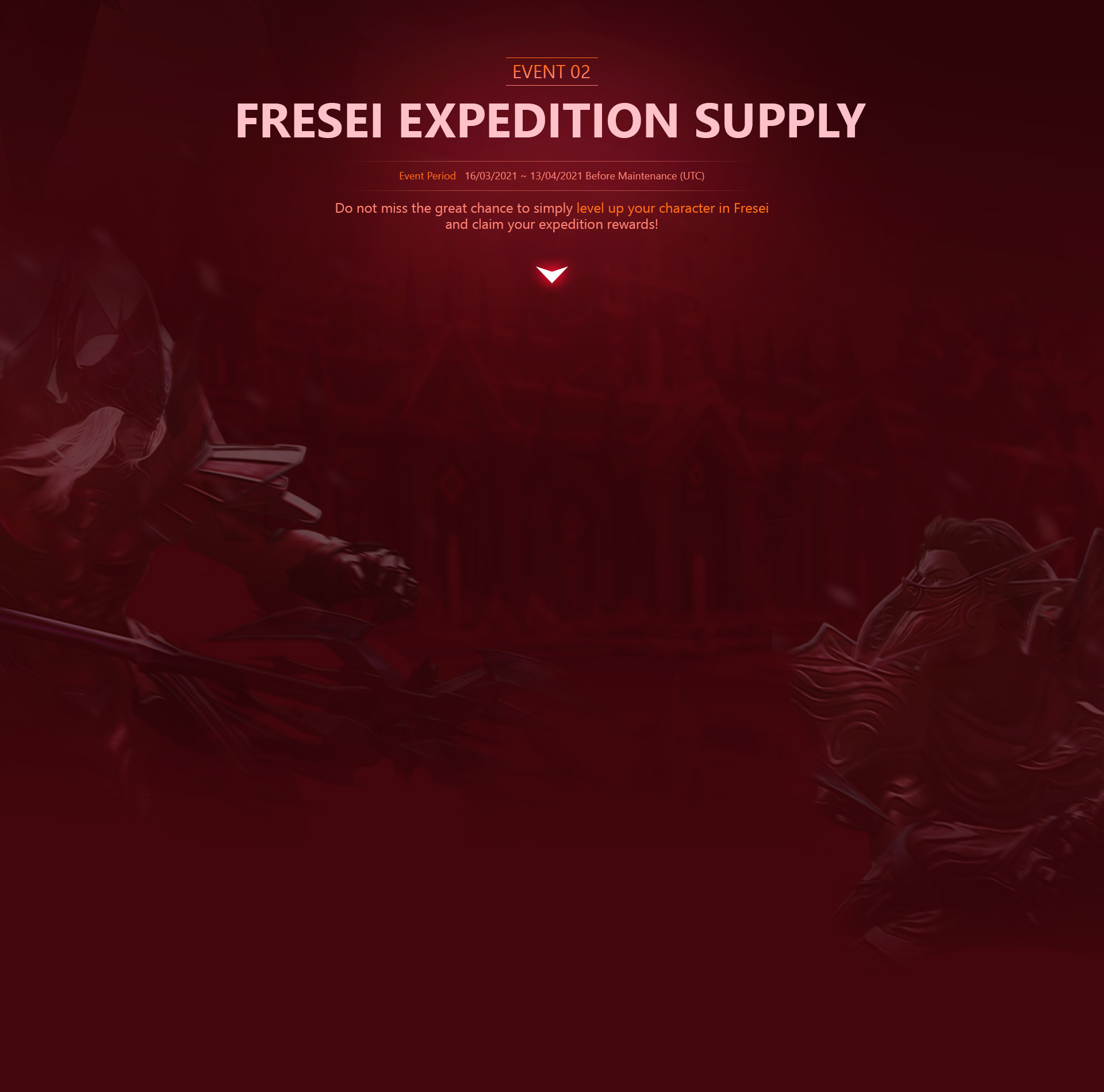 EVENT2 Fresei Expedition Supply